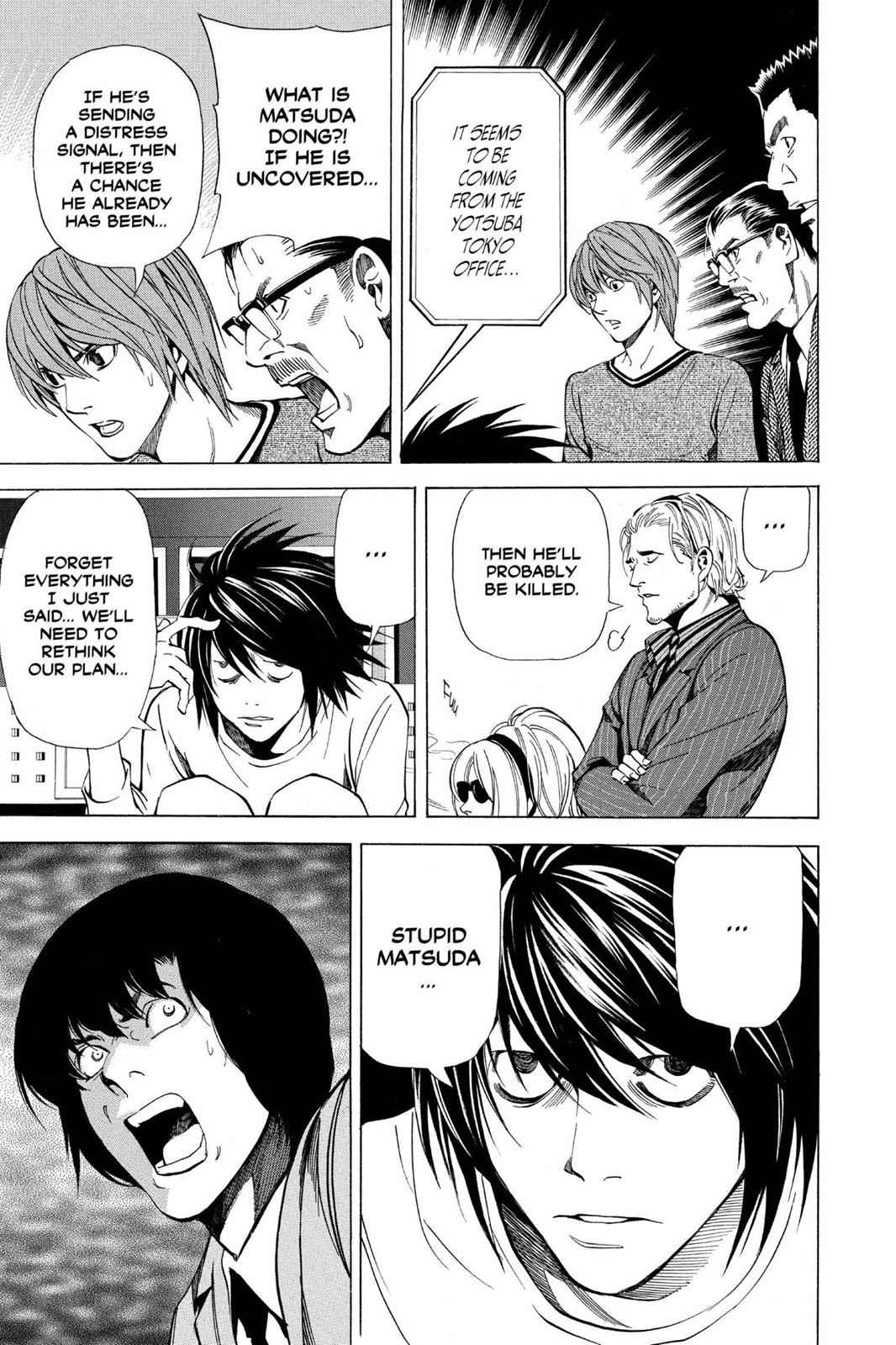Death Note Chapter 41 Page 19