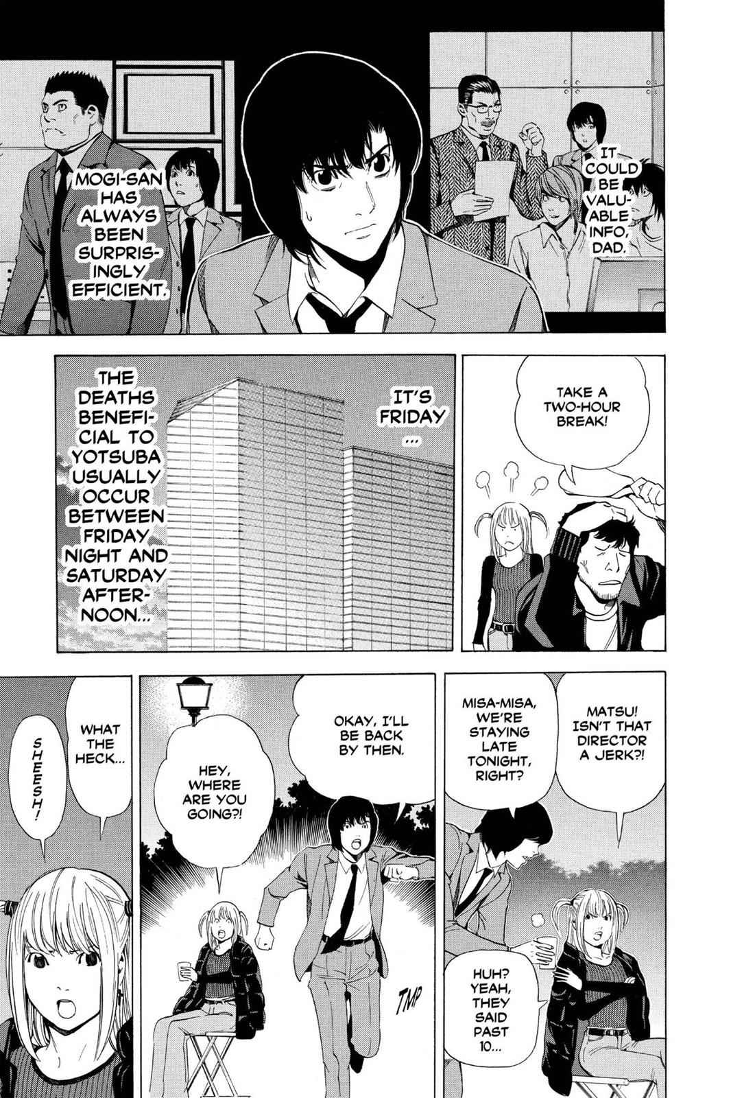 Death Note Chapter 41 Page 3