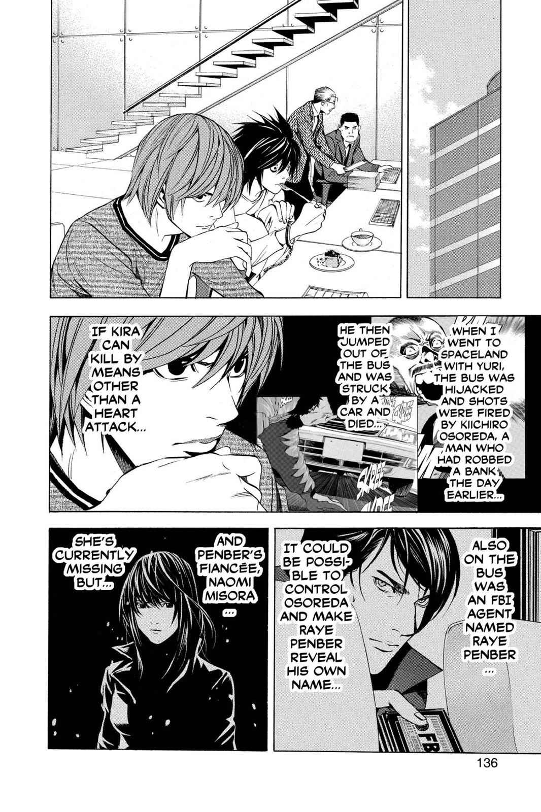 Death Note Chapter 41 Page 4