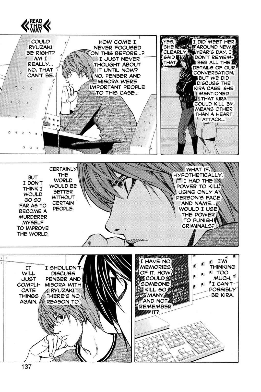Death Note Chapter 41 Page 5