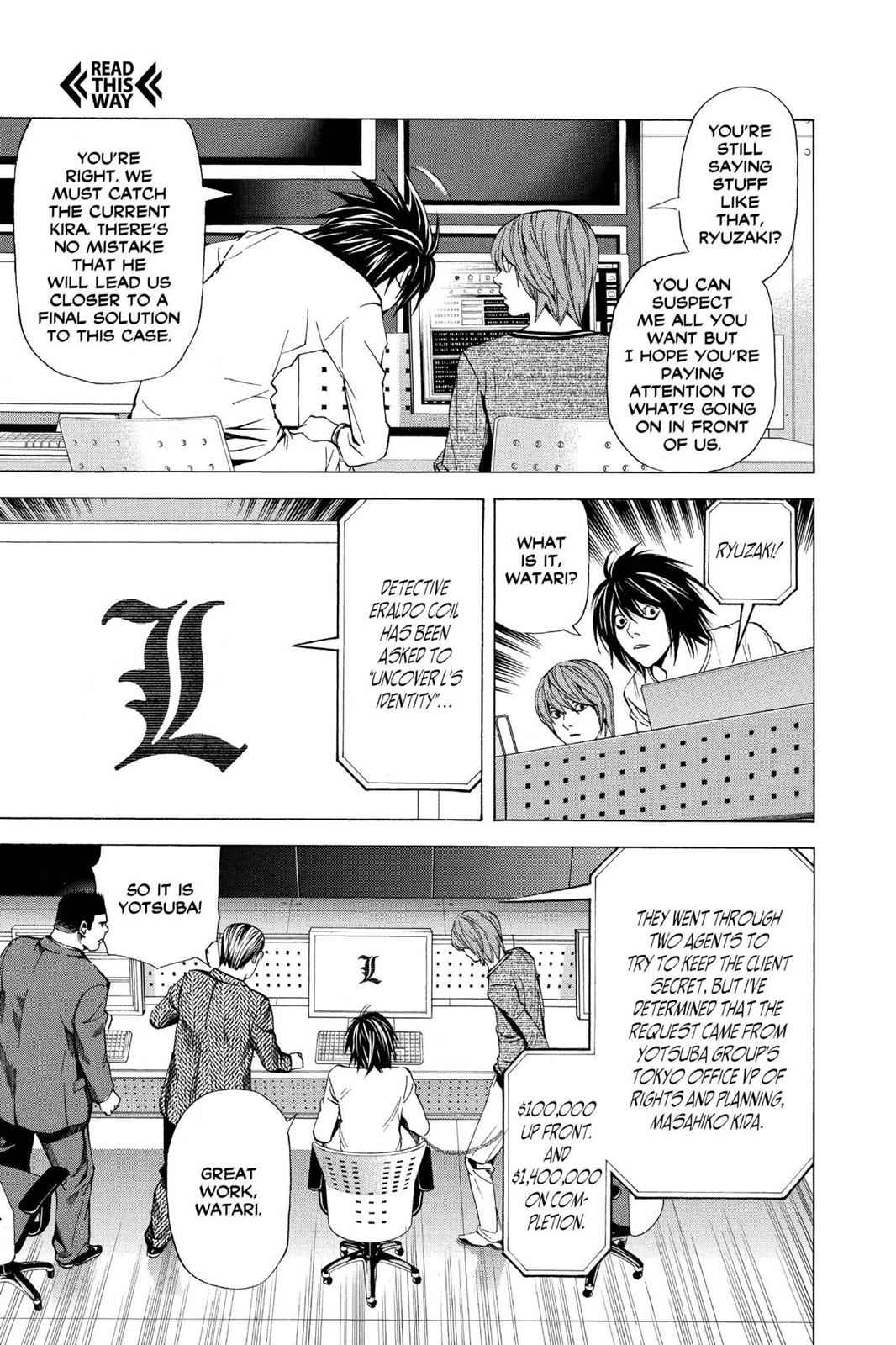 Death Note Chapter 41 Page 7