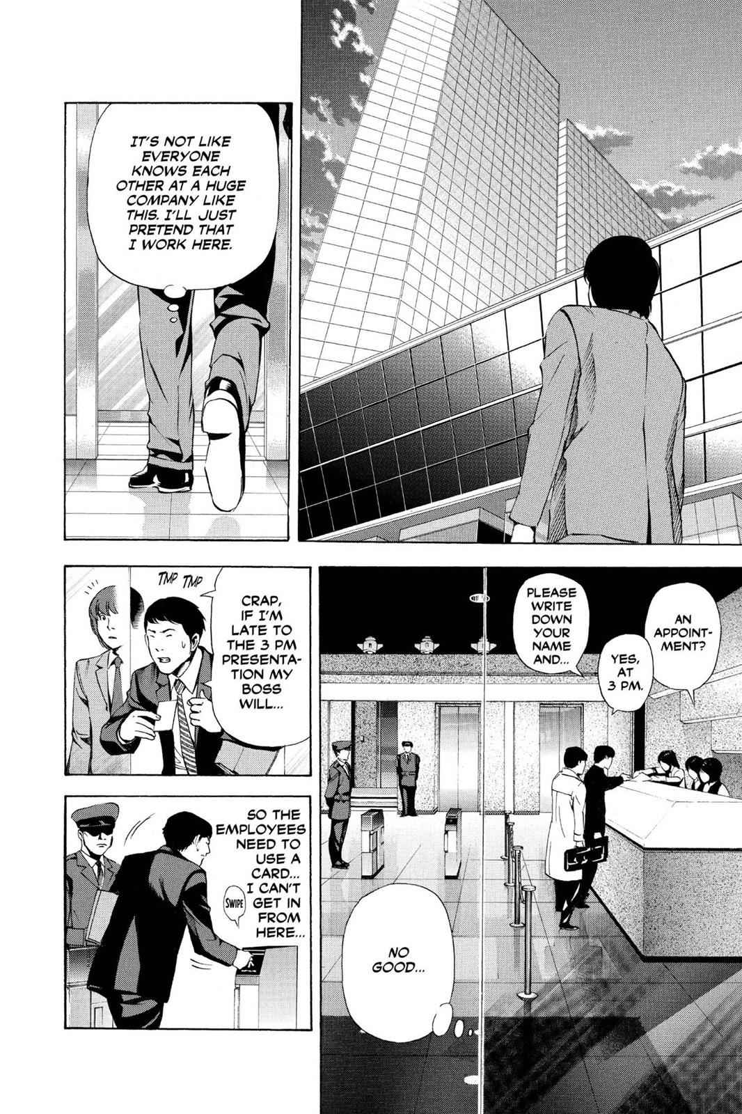 Death Note Chapter 41 Page 8