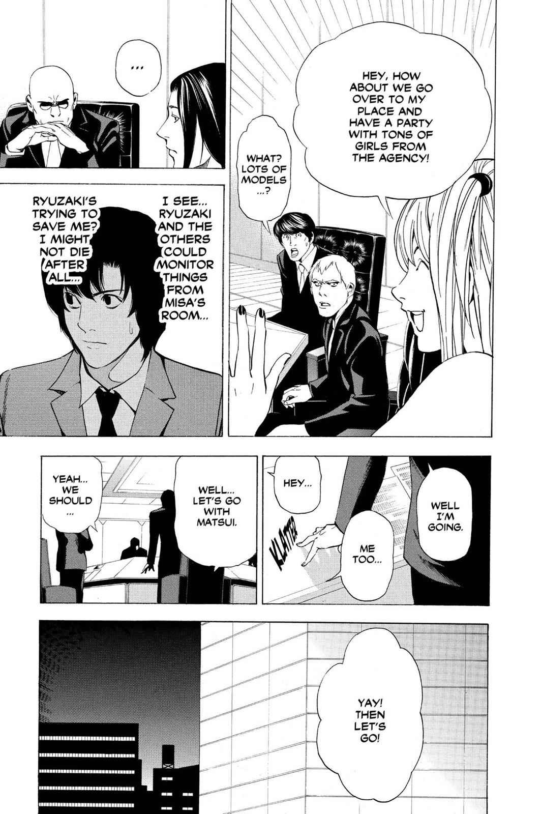 Death Note Chapter 42 Page 14