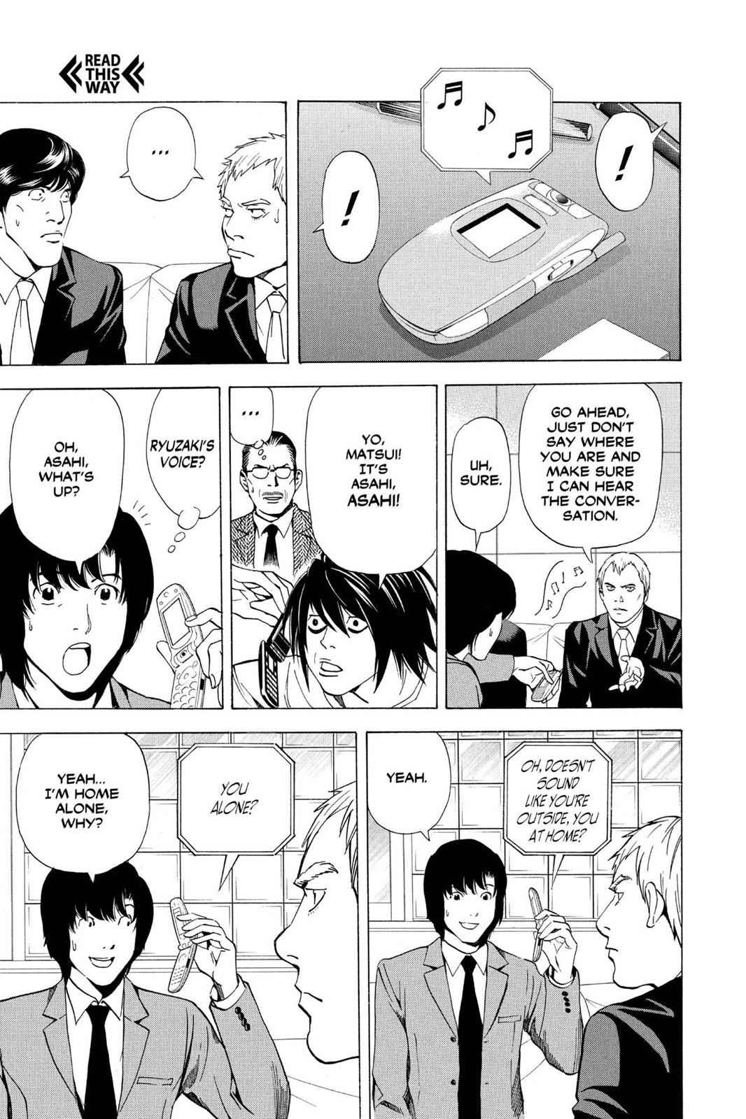 Death Note Chapter 42 Page 6