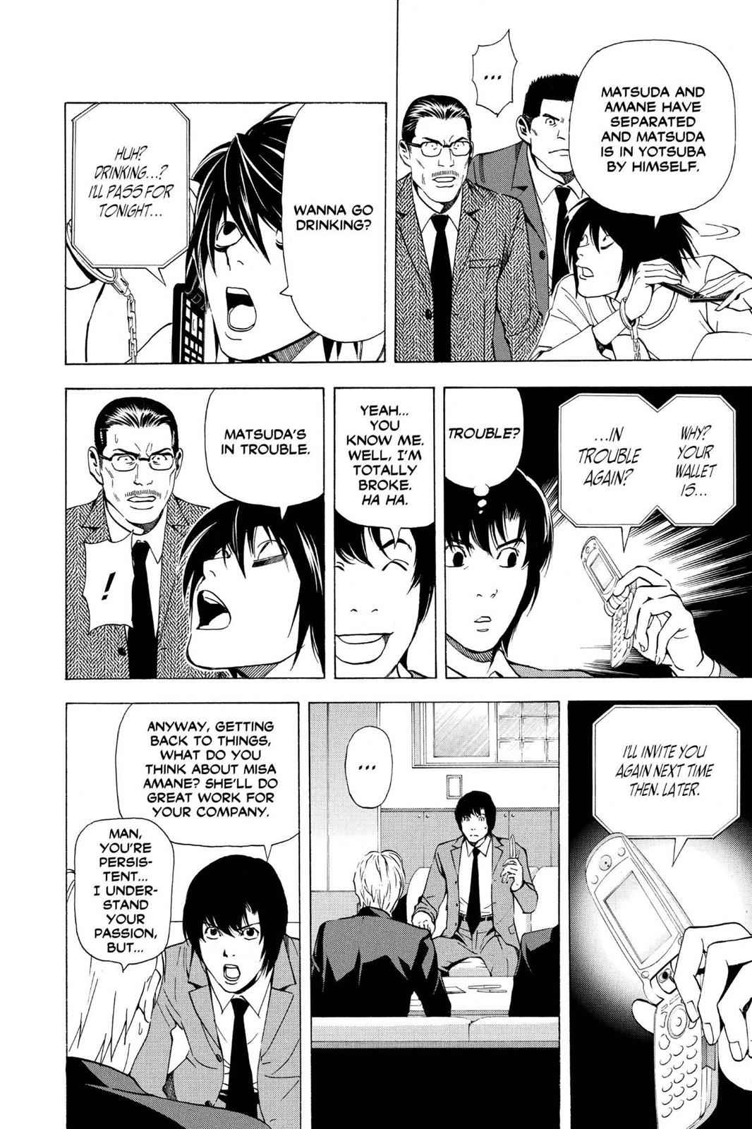 Death Note Chapter 42 Page 7