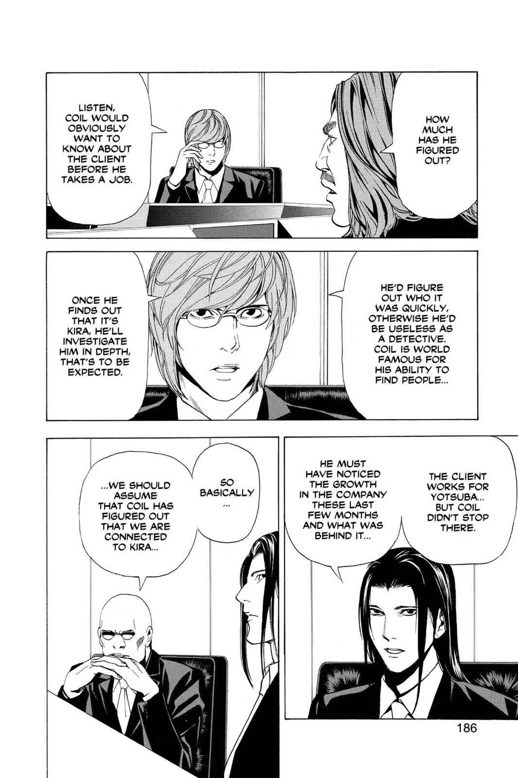 Death Note Chapter 43 Page 10
