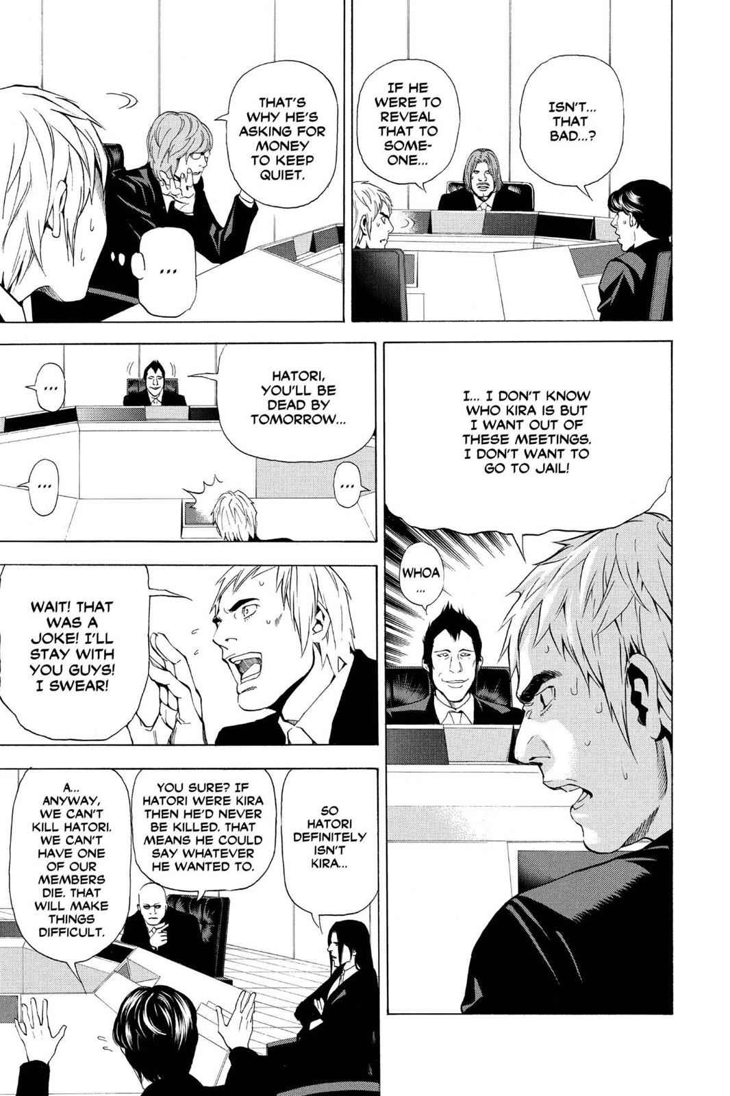 Death Note Chapter 43 Page 11