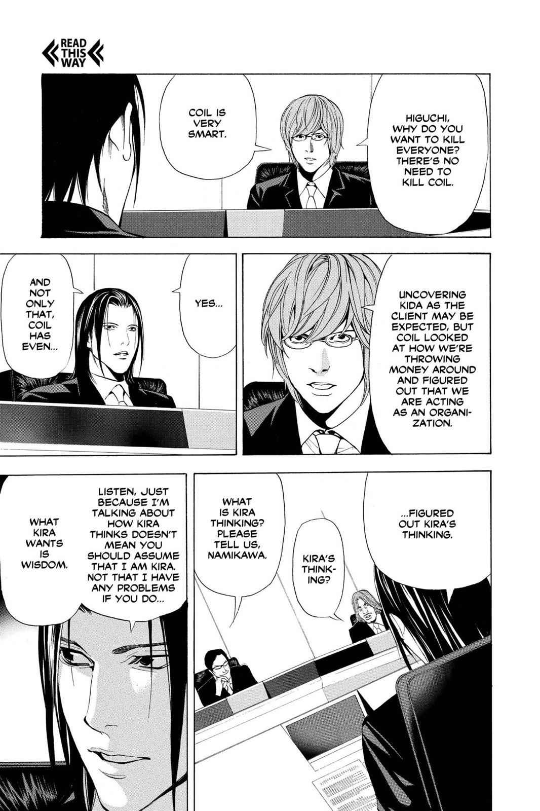 Death Note Chapter 43 Page 13