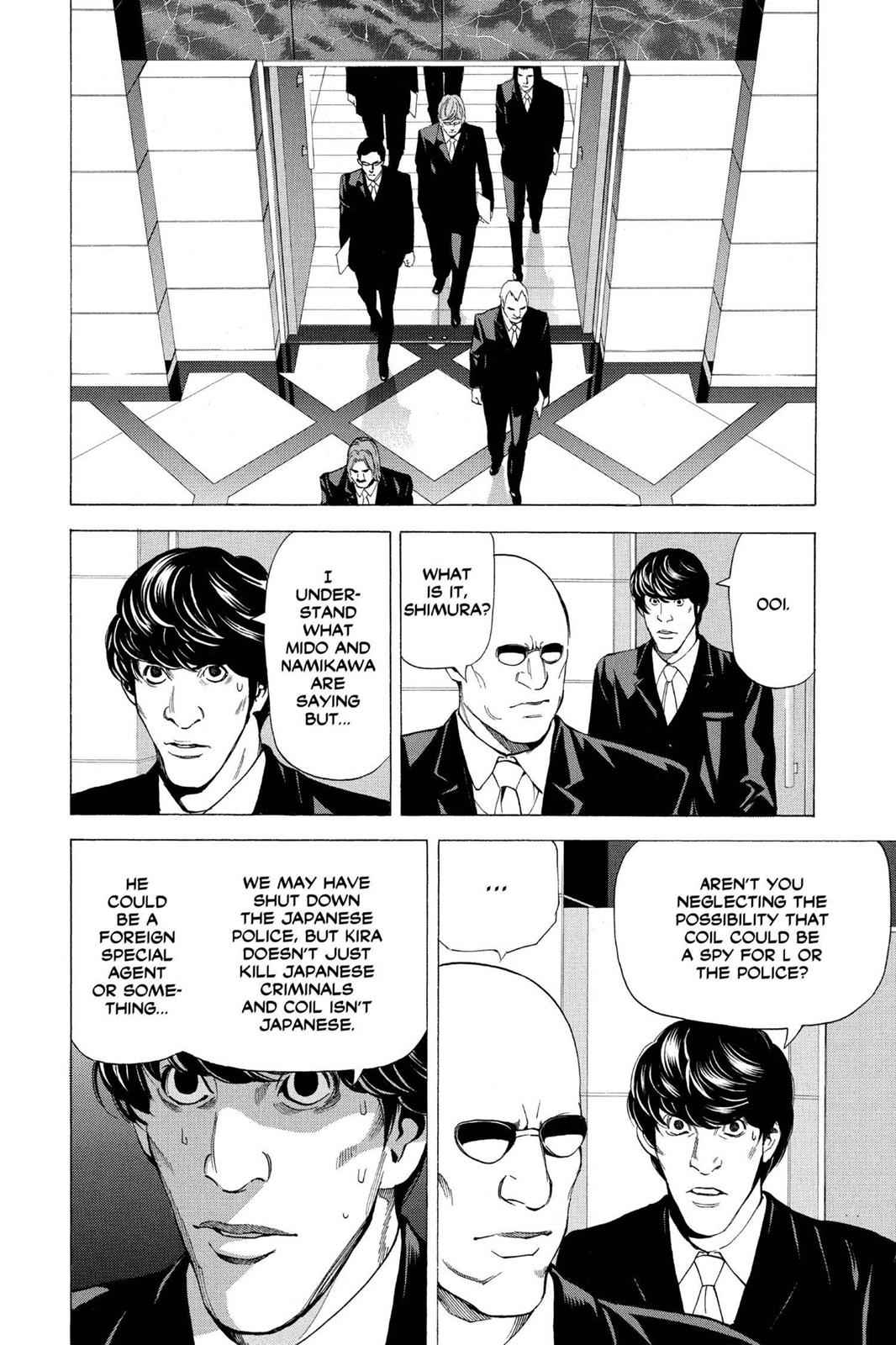 Death Note Chapter 43 Page 18