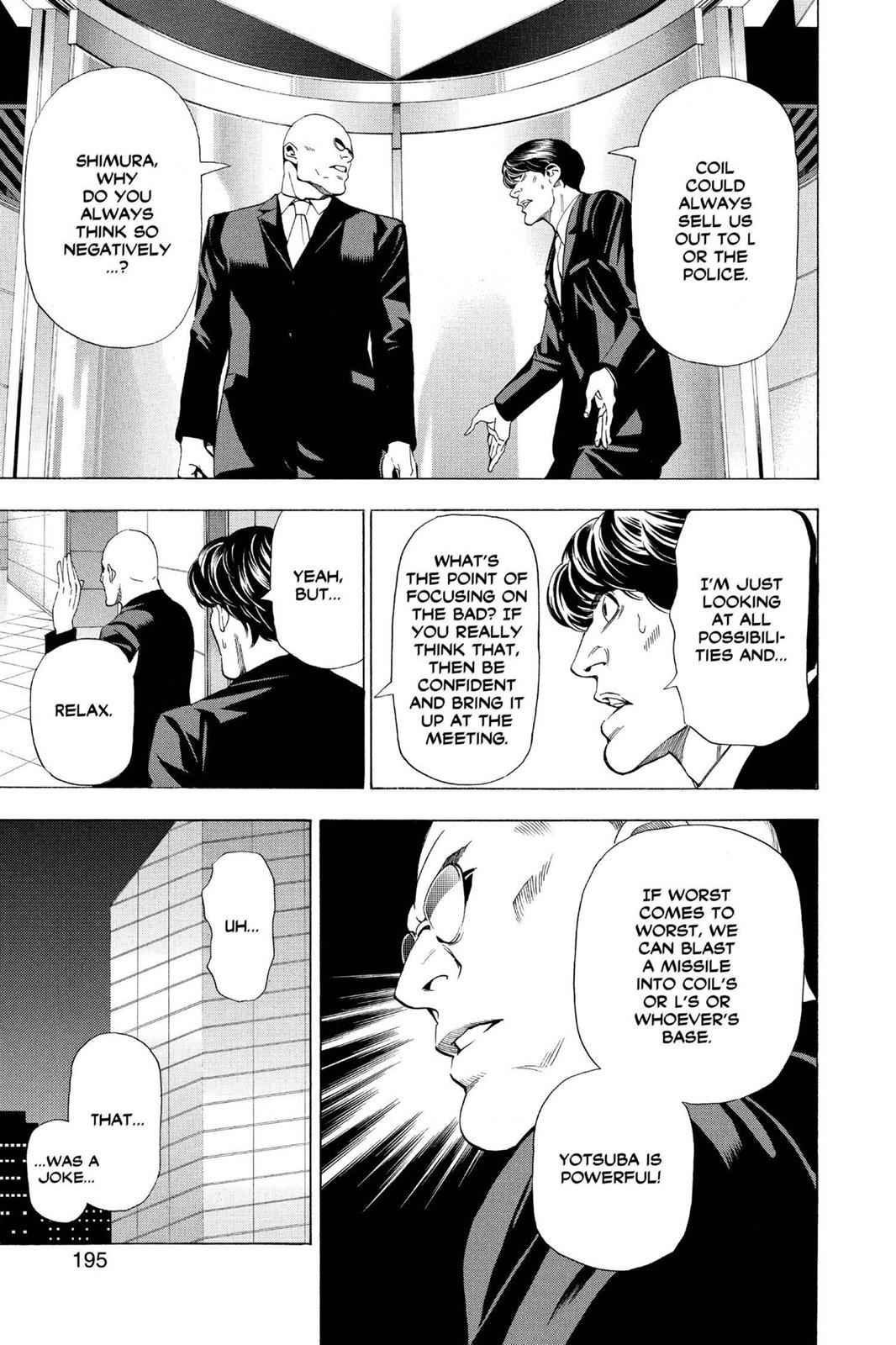 Death Note Chapter 43 Page 19