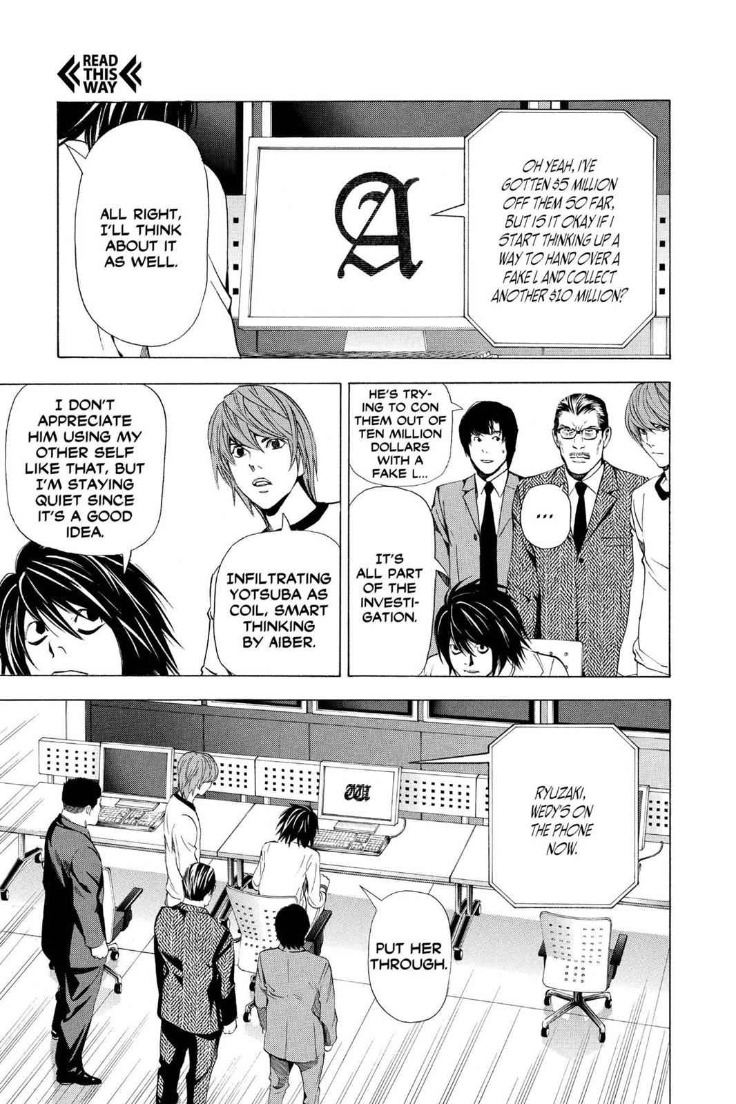 Death Note Chapter 43 Page 21
