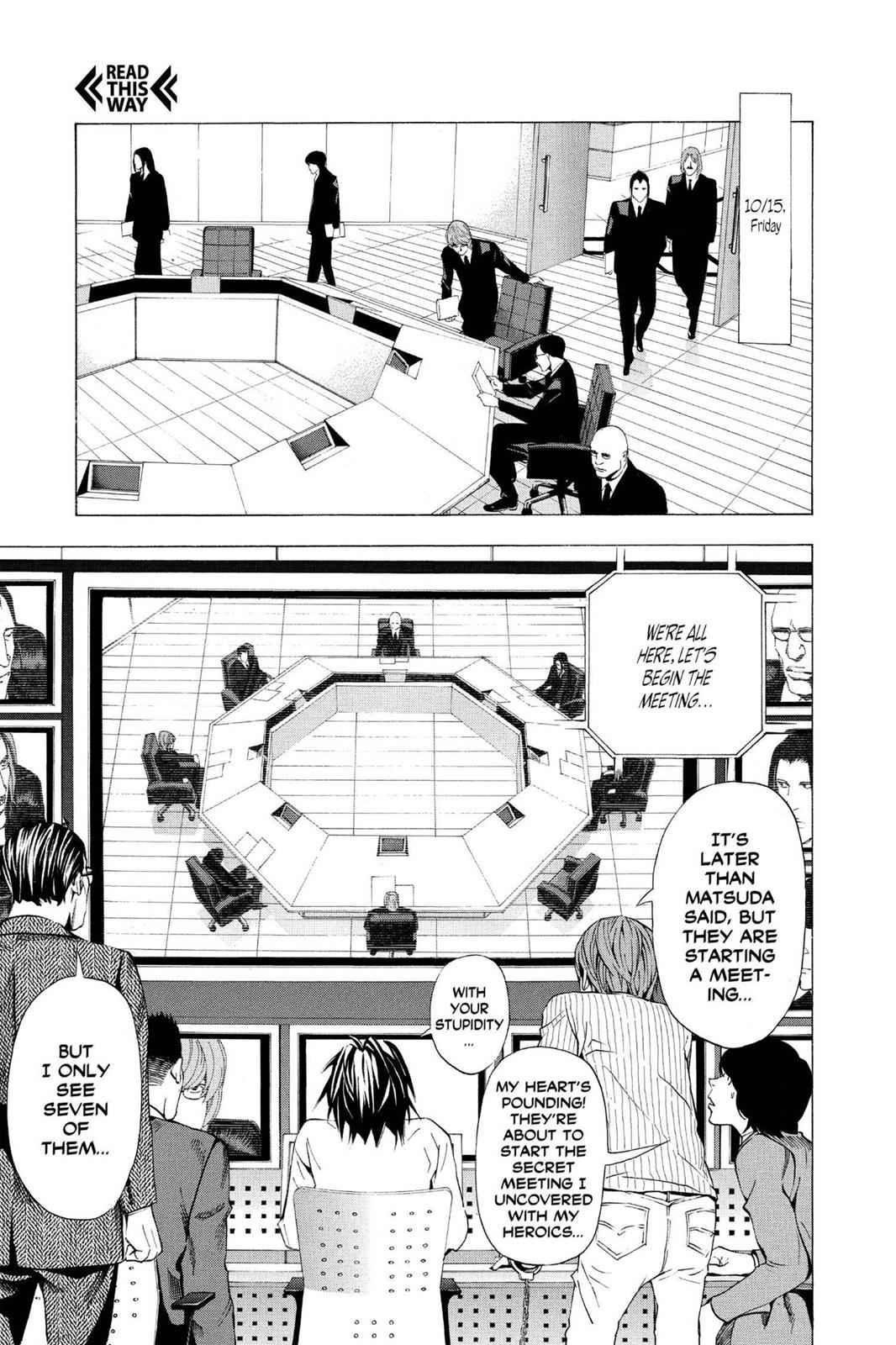 Death Note Chapter 43 Page 23