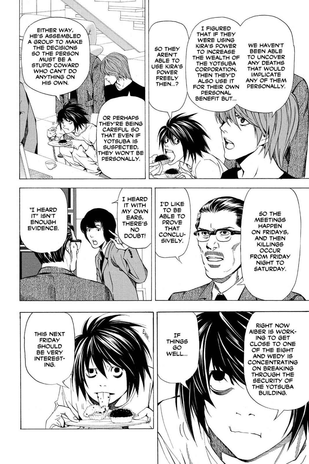 Death Note Chapter 43 Page 4