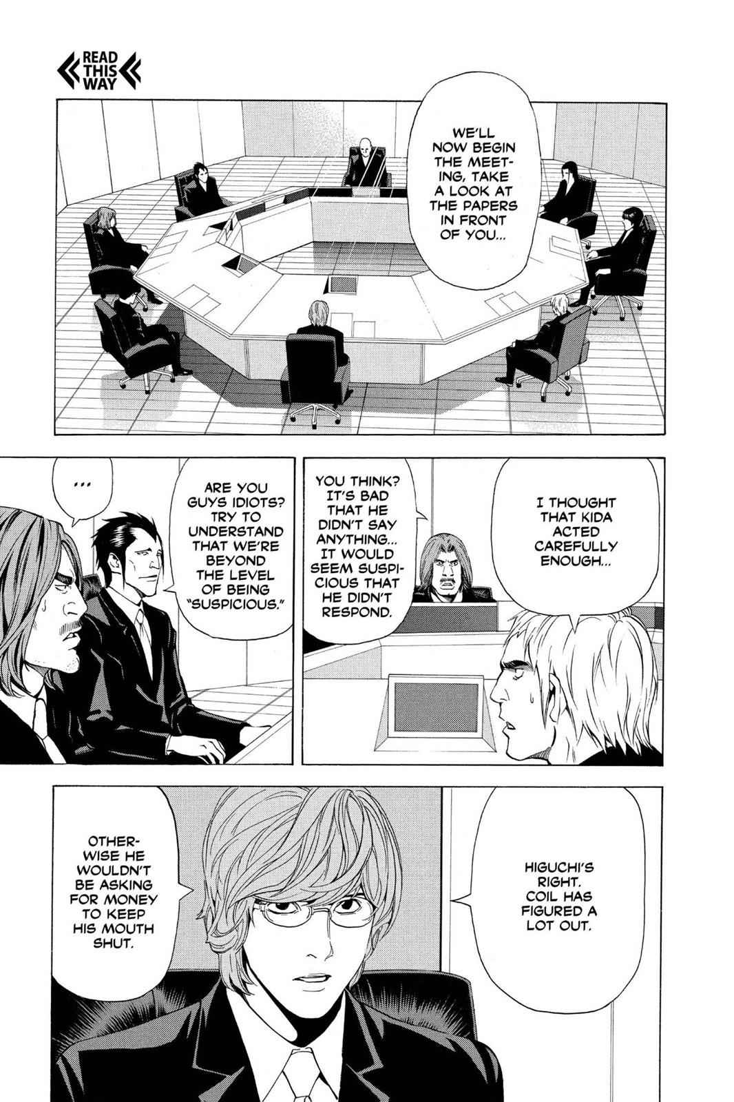 Death Note Chapter 43 Page 9