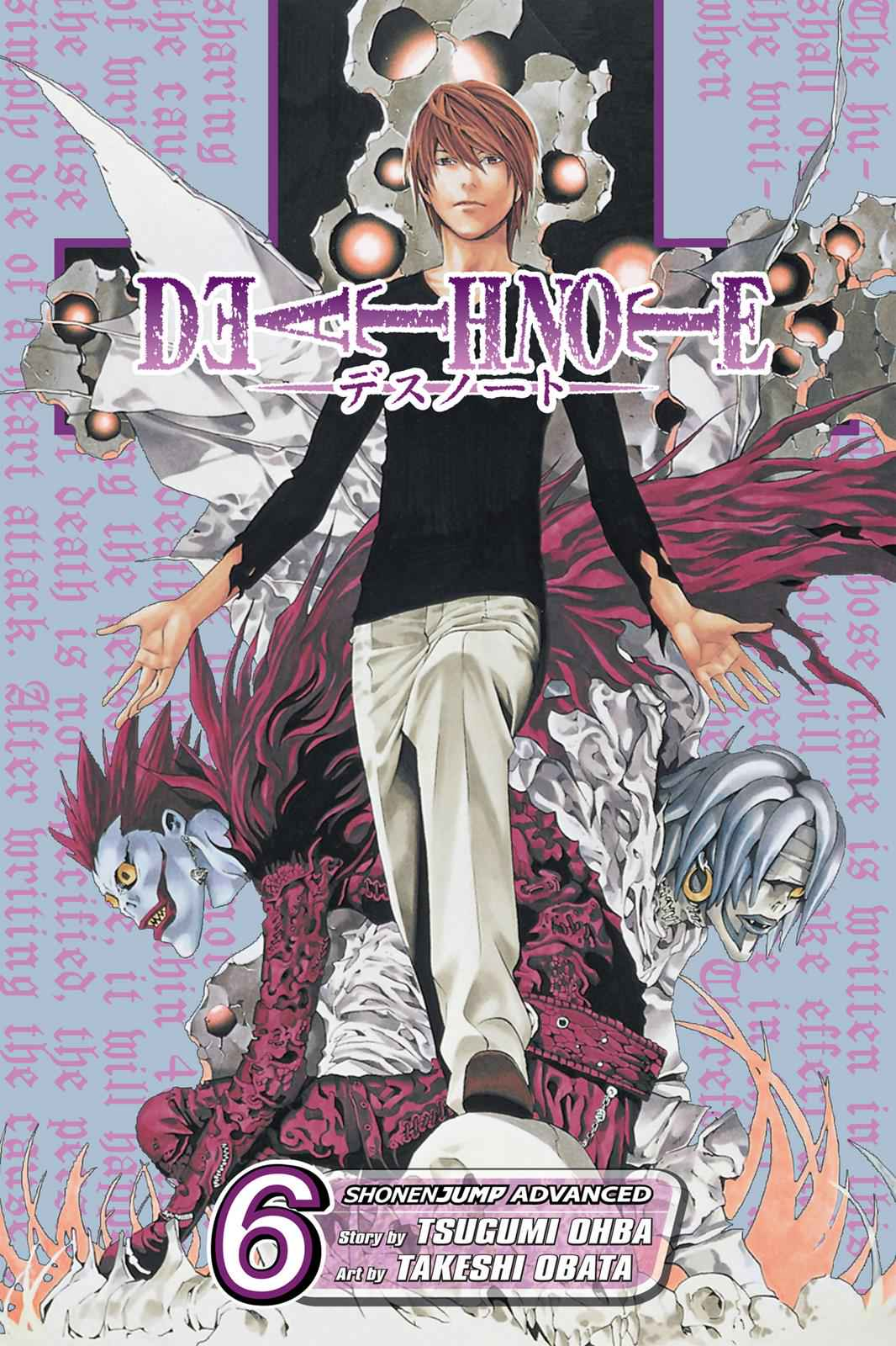 Death Note Chapter 44 Page 1