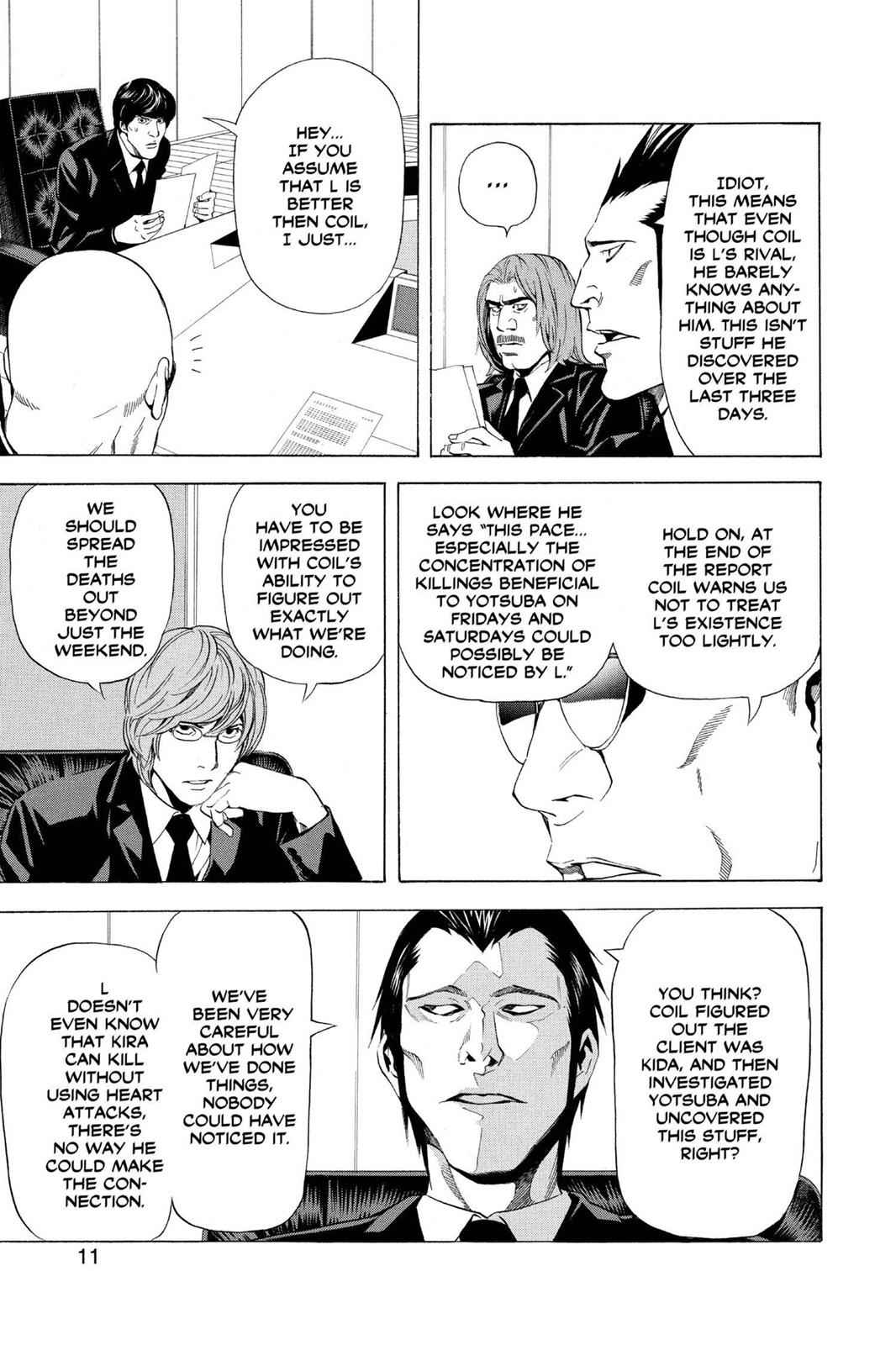 Death Note Chapter 44 Page 12