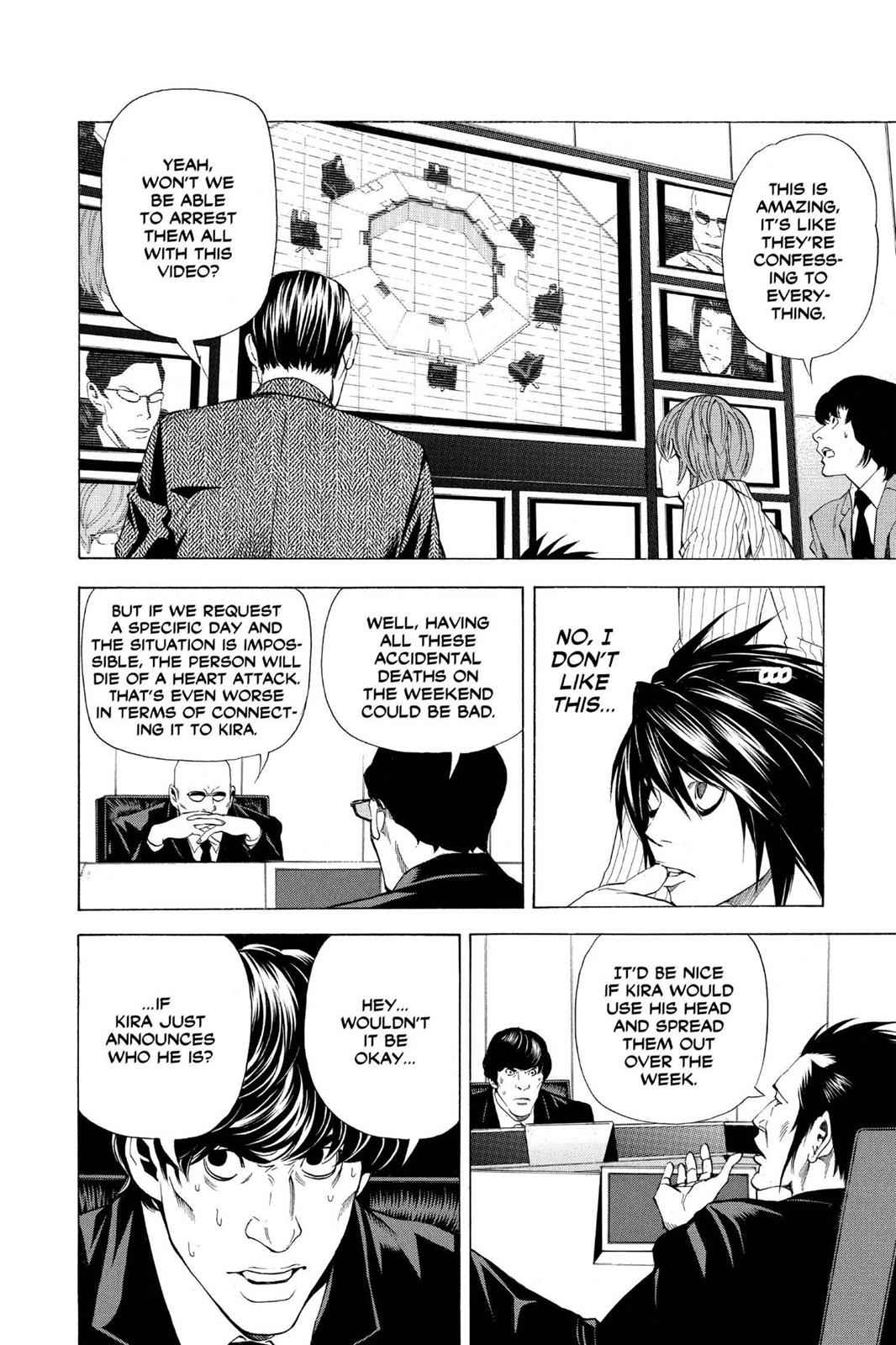 Death Note Chapter 44 Page 13
