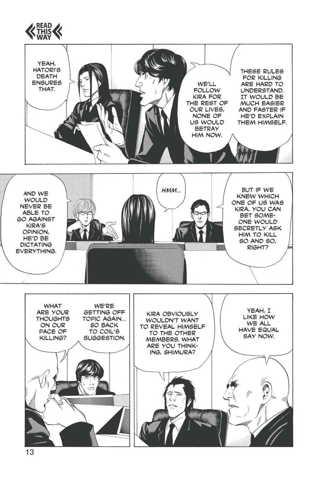 Death Note Chapter 44 Page 14