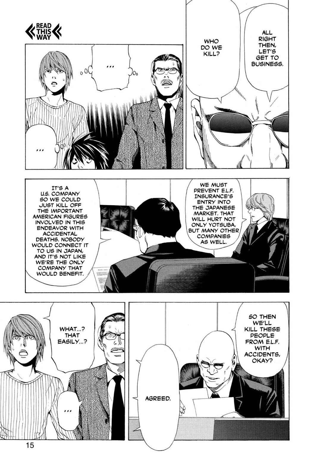 Death Note Chapter 44 Page 16