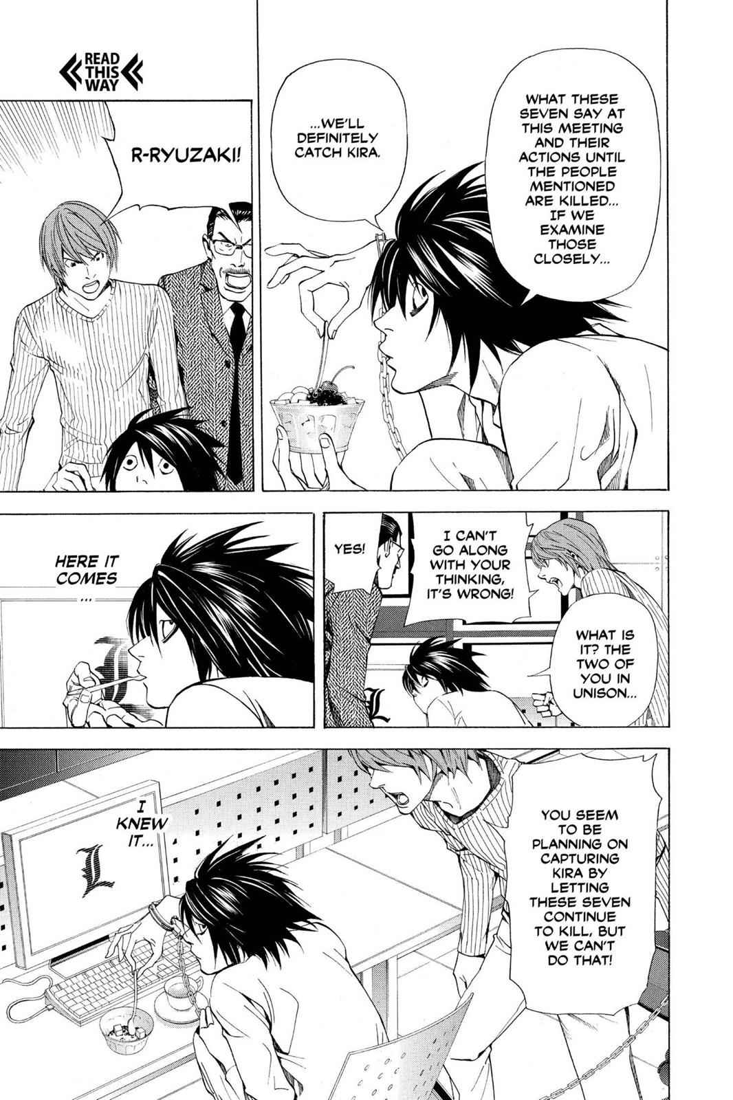 Death Note Chapter 44 Page 18