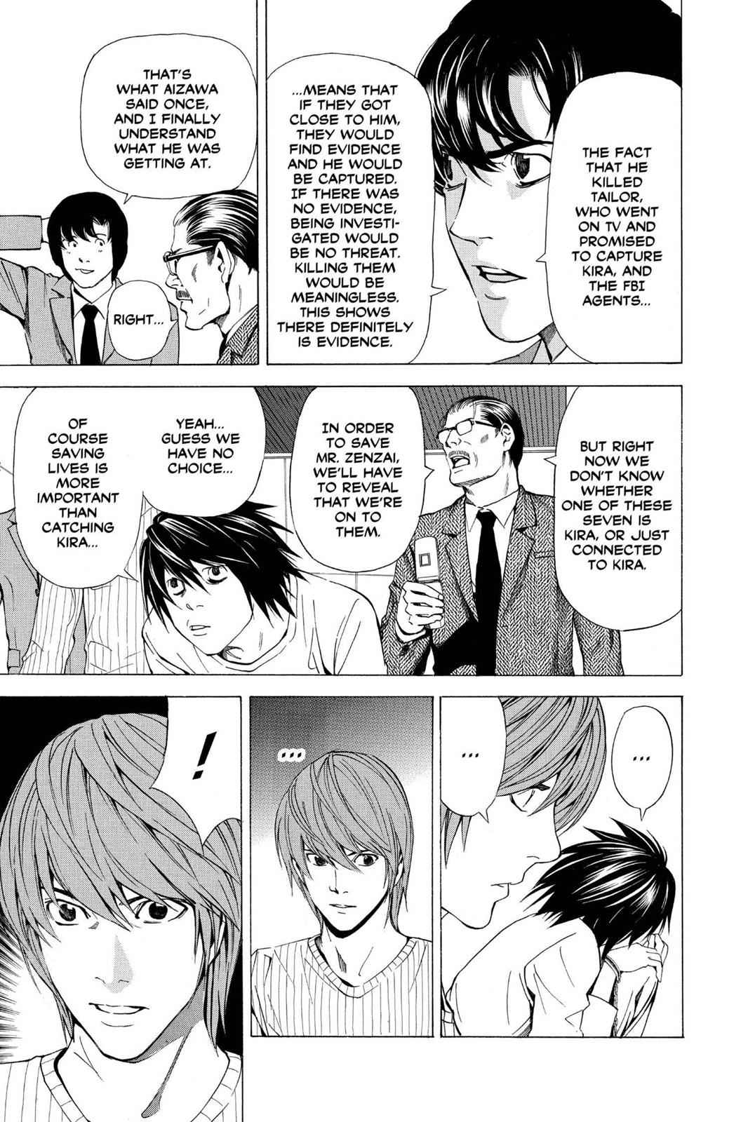 Death Note Chapter 44 Page 22