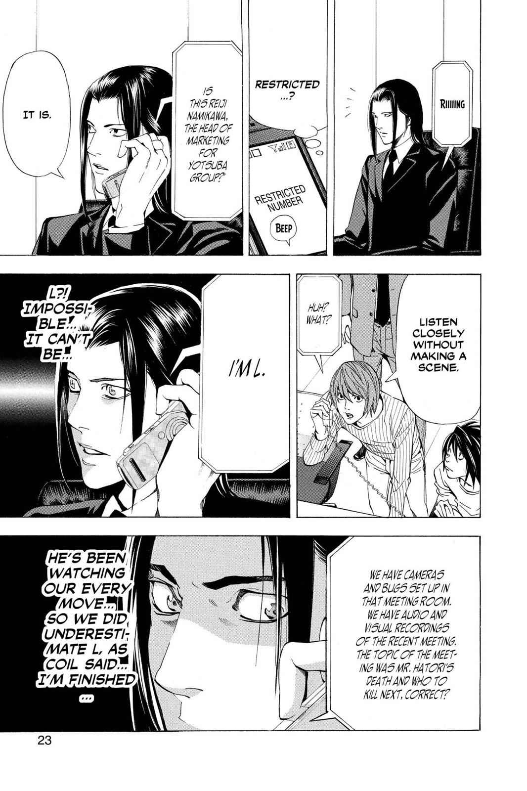 Death Note Chapter 44 Page 24