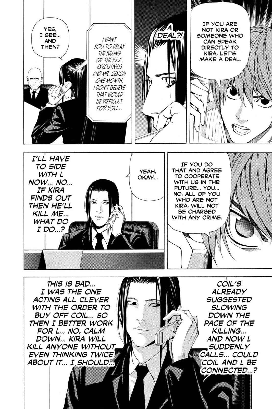 Death Note Chapter 44 Page 25