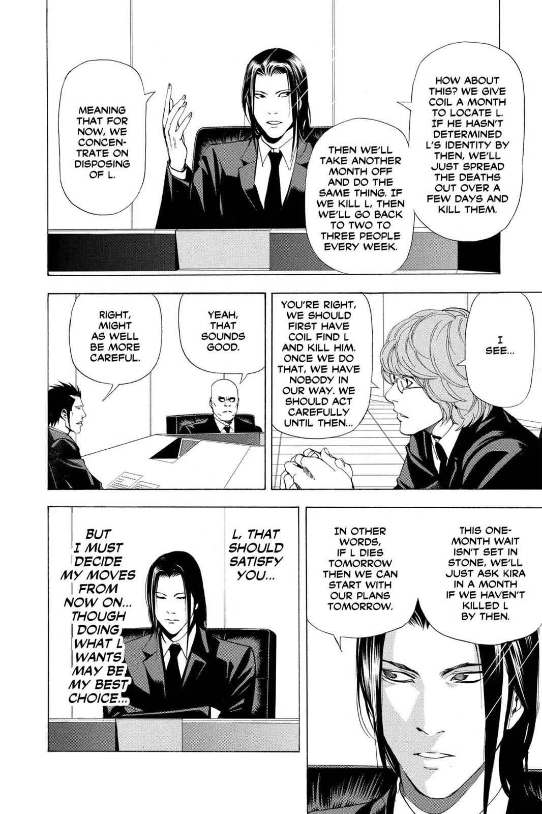 Death Note Chapter 44 Page 27