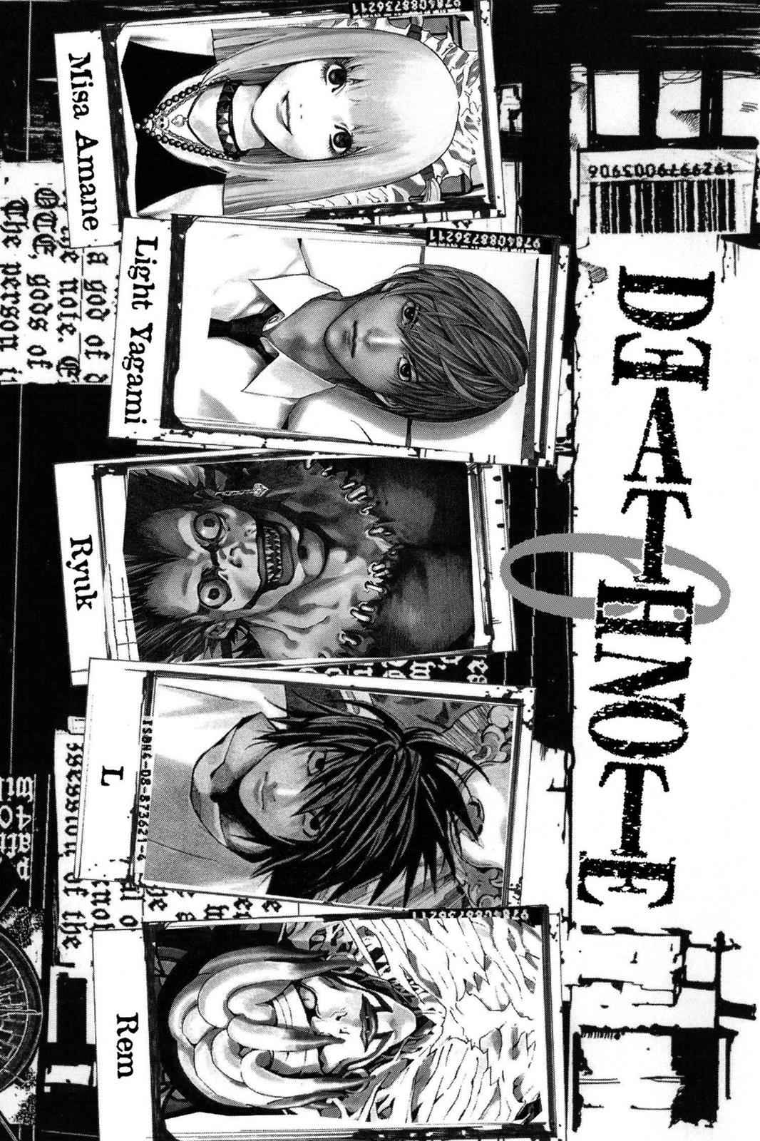 Death Note Chapter 44 Page 5