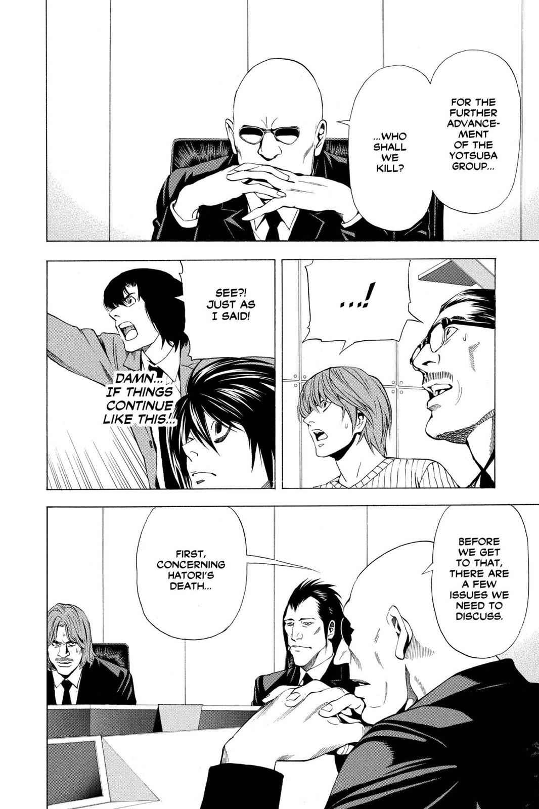 Death Note Chapter 44 Page 9