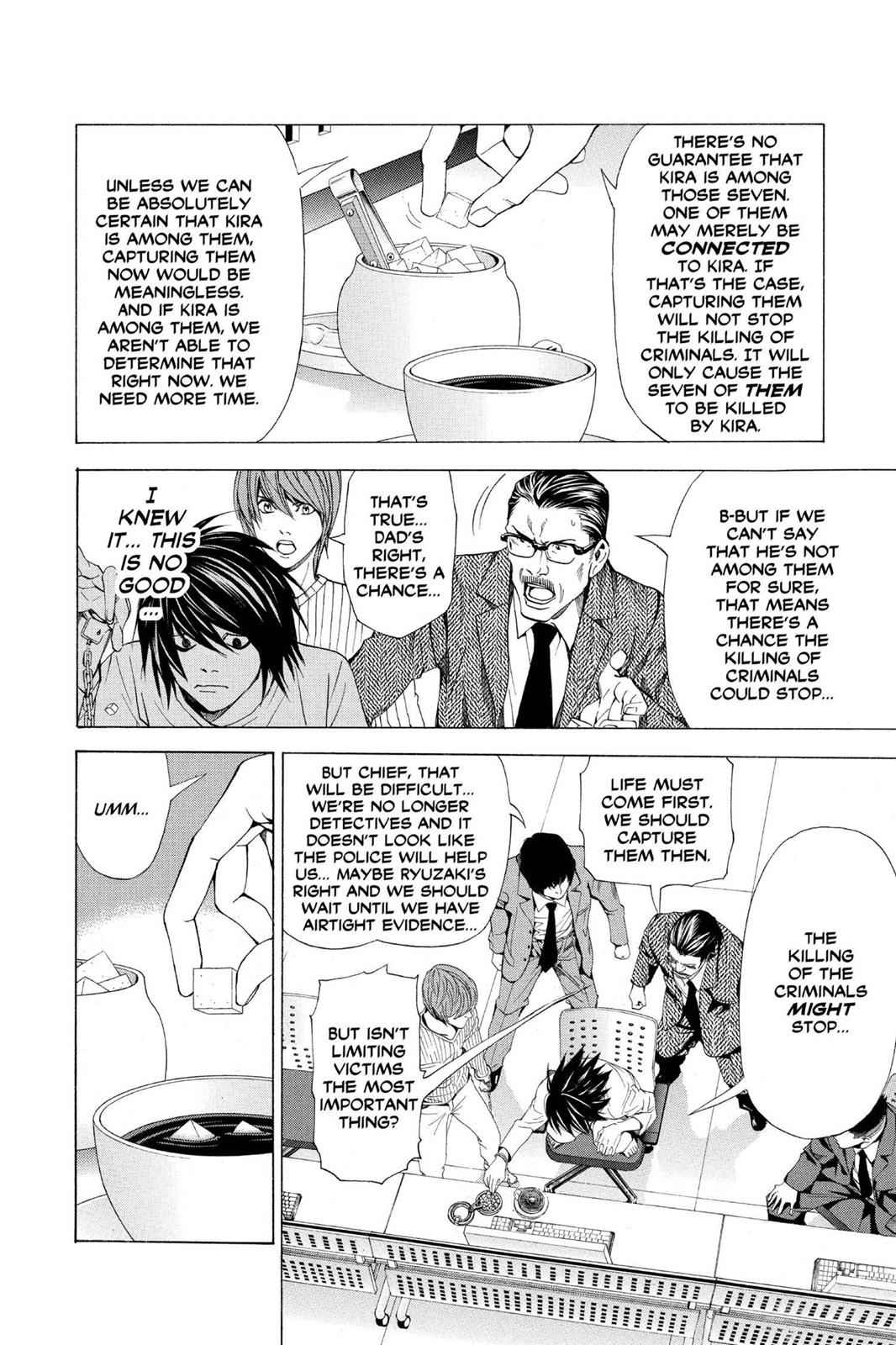 Death Note Chapter 45 Page 10
