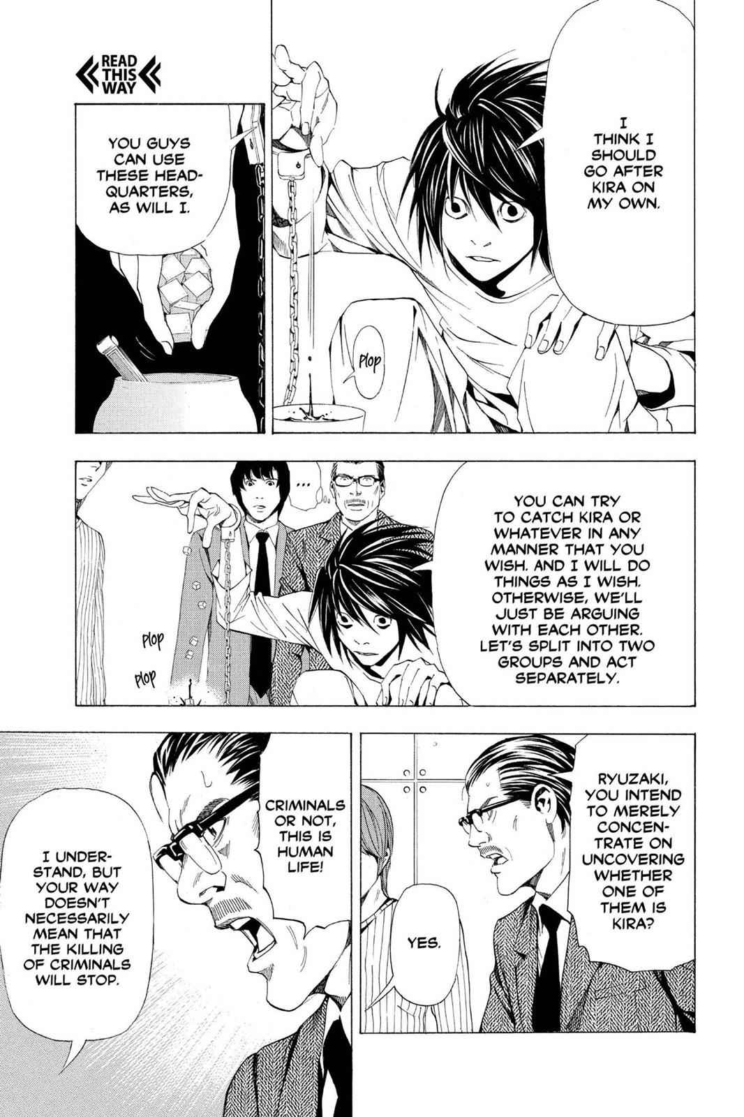 Death Note Chapter 45 Page 11