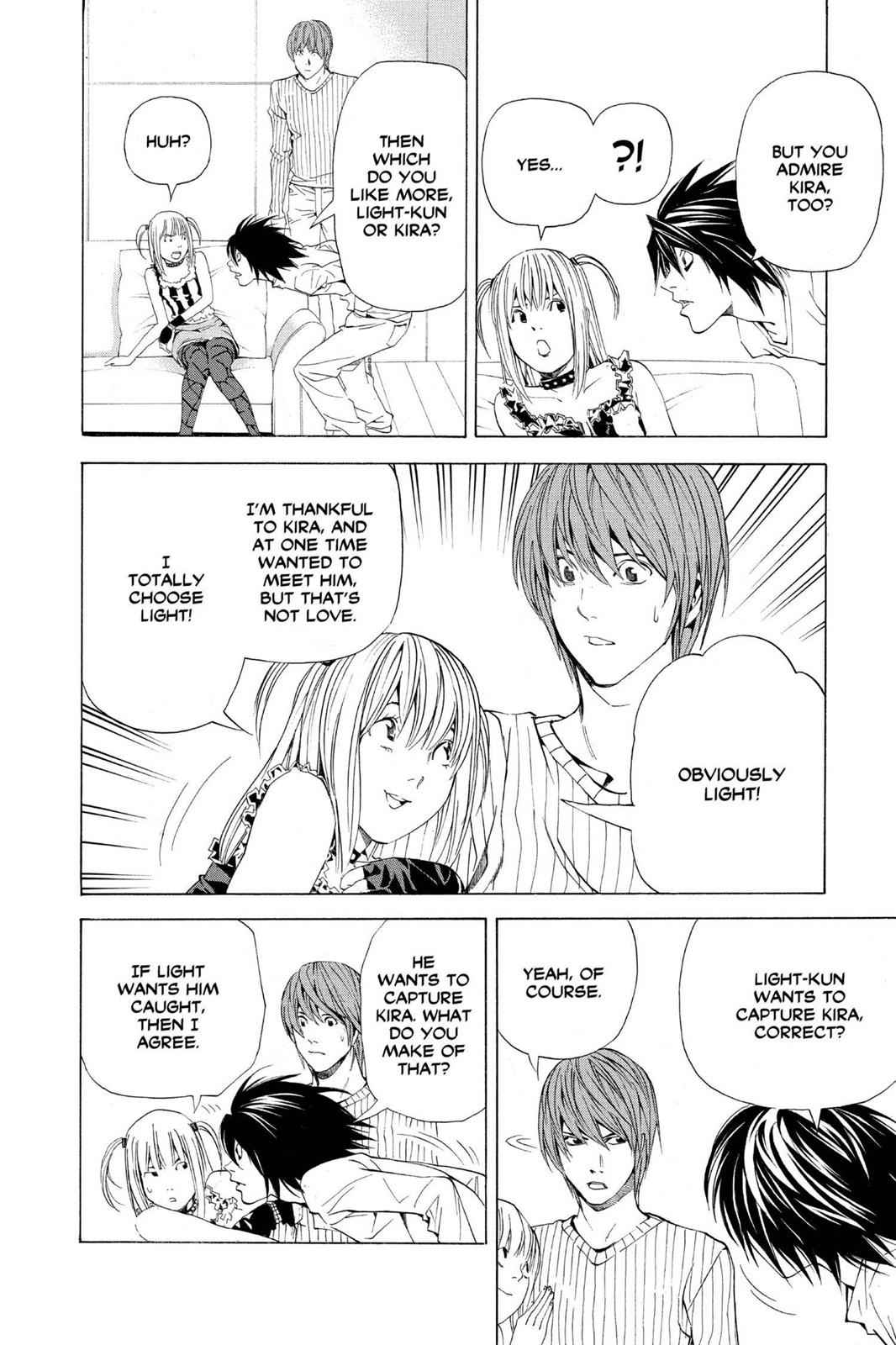Death Note Chapter 45 Page 14