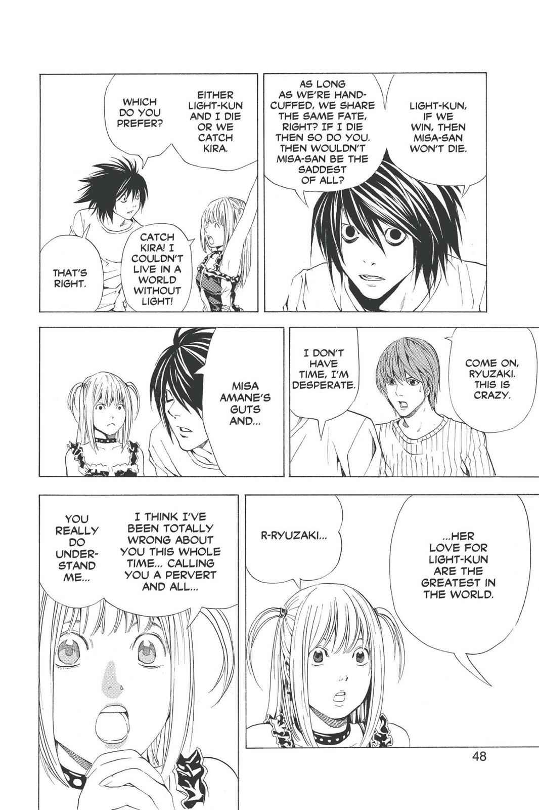 Death Note Chapter 45 Page 20