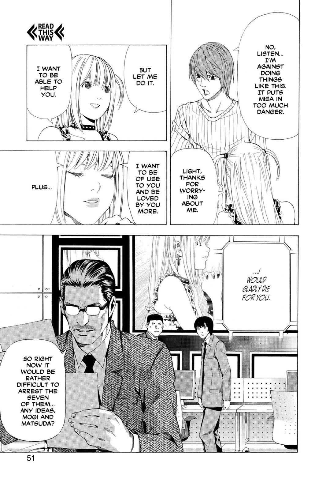 Death Note Chapter 45 Page 23