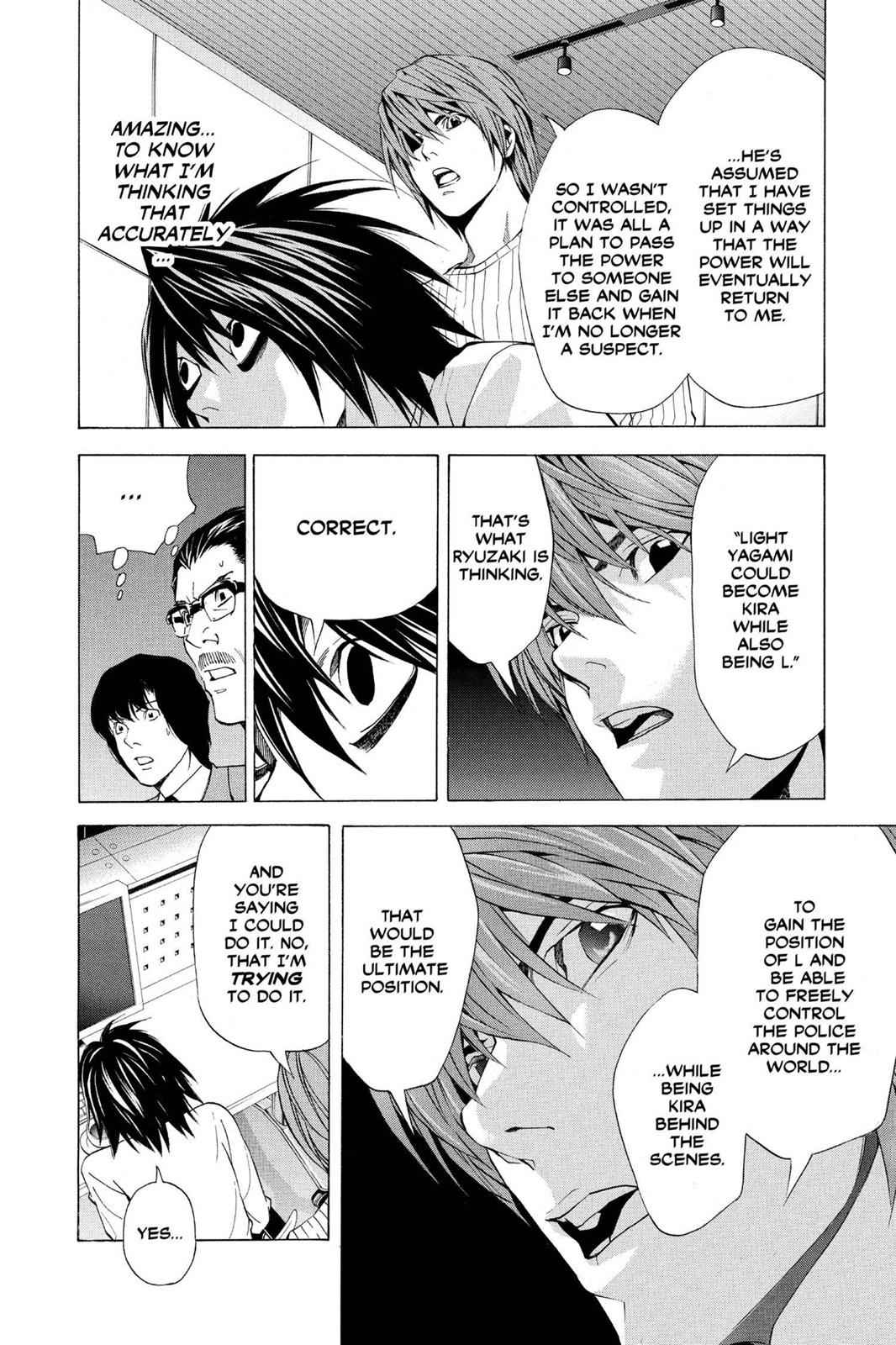 Death Note Chapter 45 Page 4