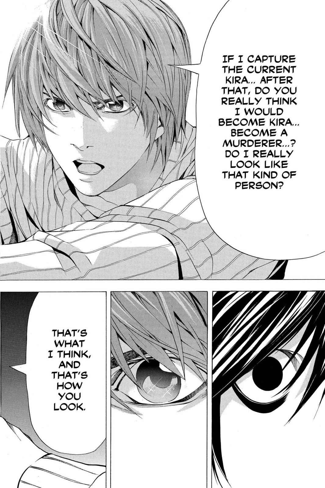 Death Note Chapter 45 Page 6