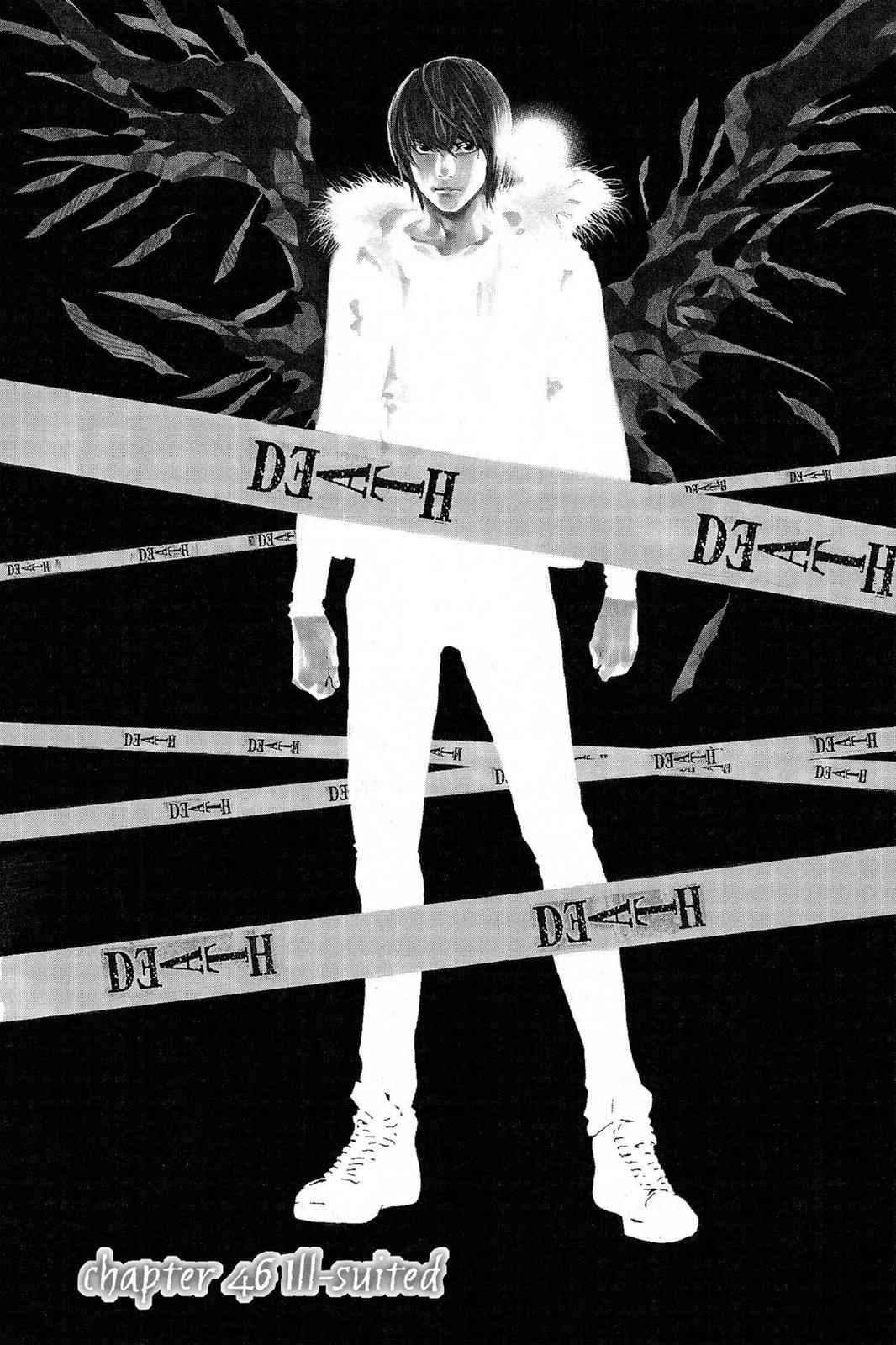 Death Note Chapter 46 Page 1