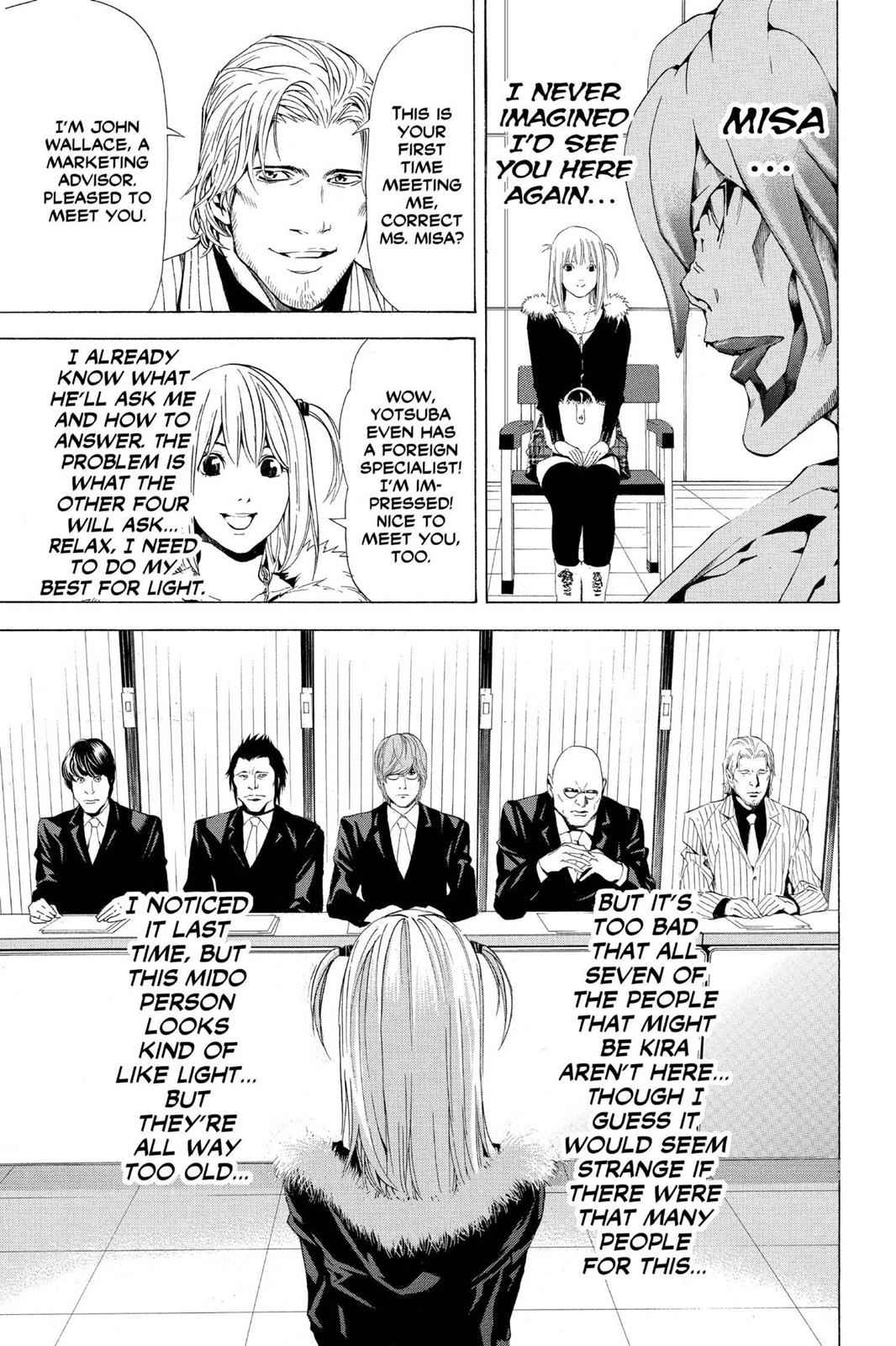 Death Note Chapter 46 Page 14