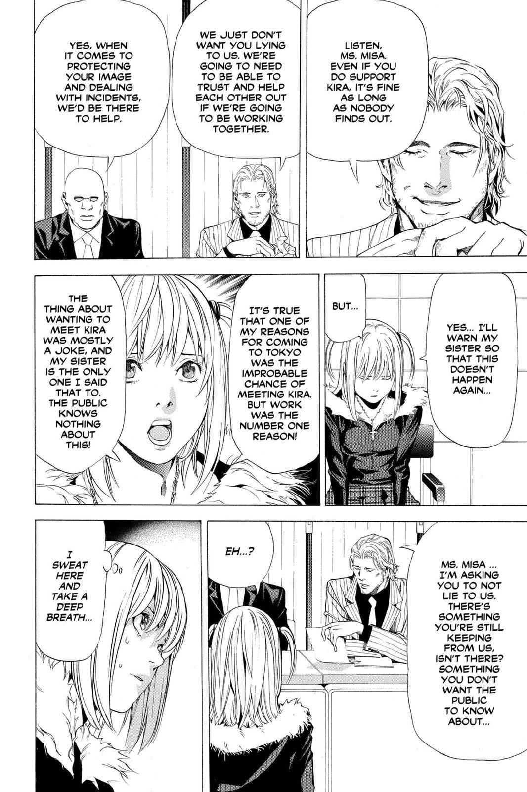 Death Note Chapter 46 Page 17