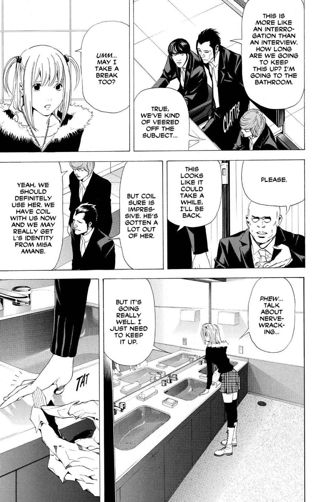 Death Note Chapter 46 Page 20