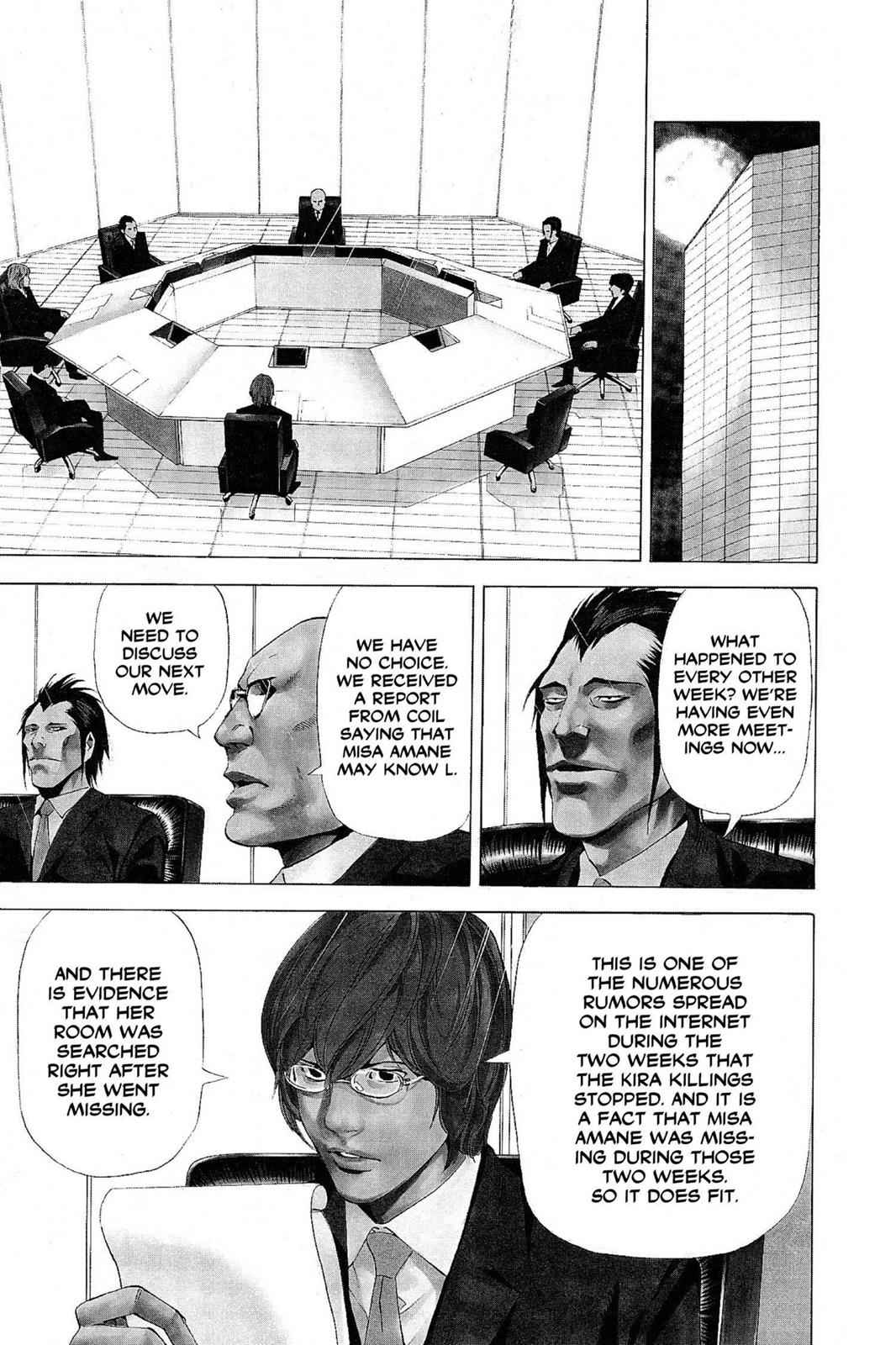 Death Note Chapter 46 Page 3