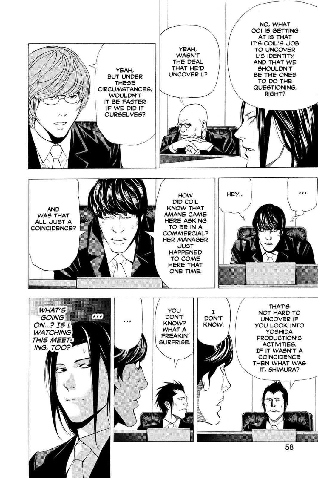 Death Note Chapter 46 Page 5