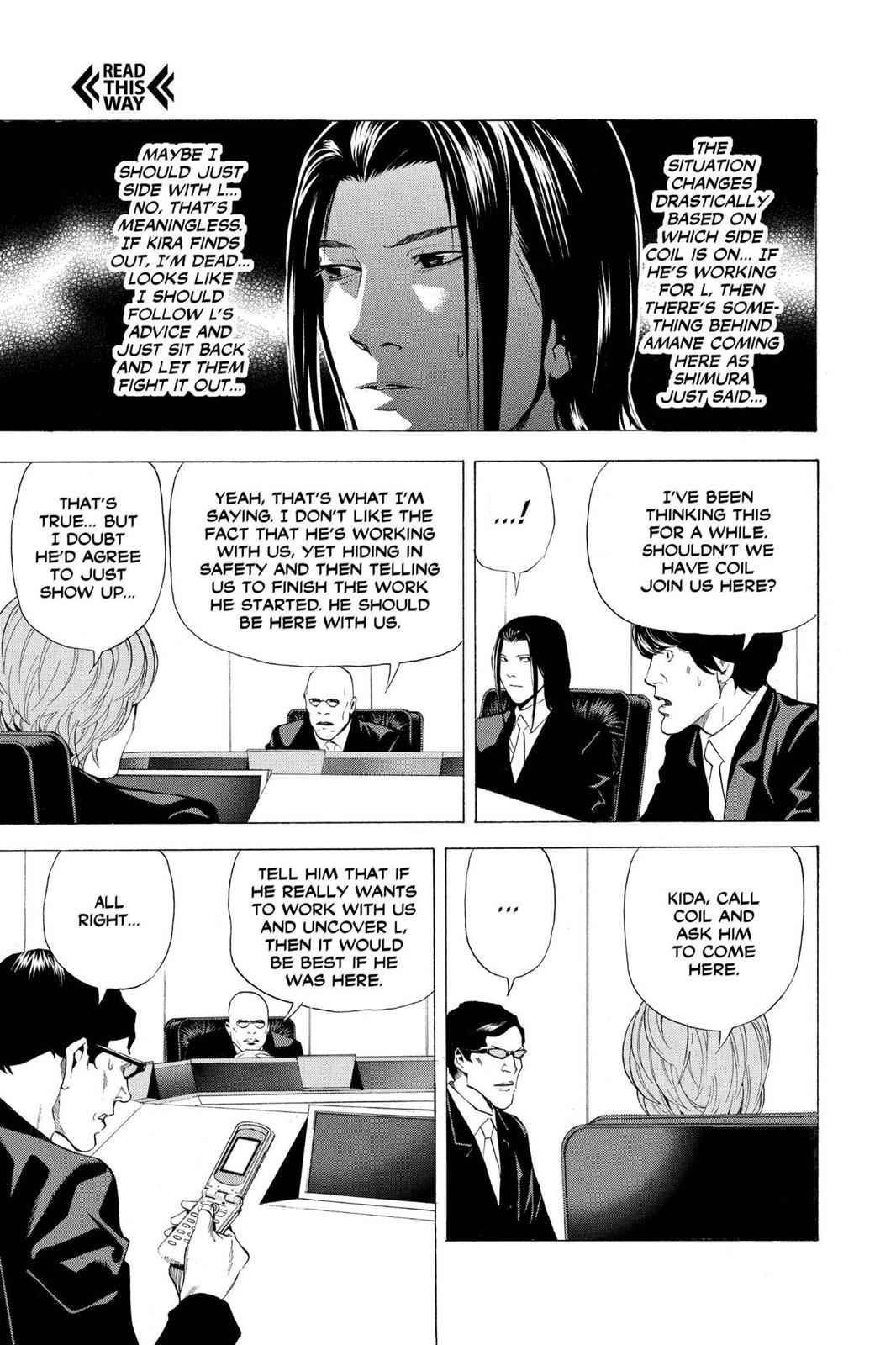 Death Note Chapter 46 Page 6