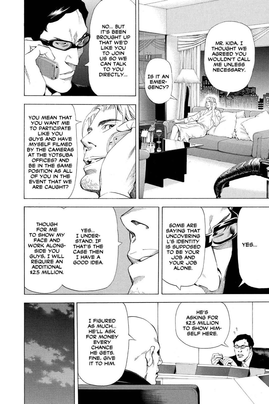 Death Note Chapter 46 Page 7