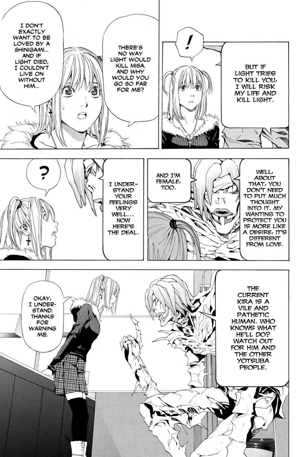 Death Note Chapter 47 Page 15