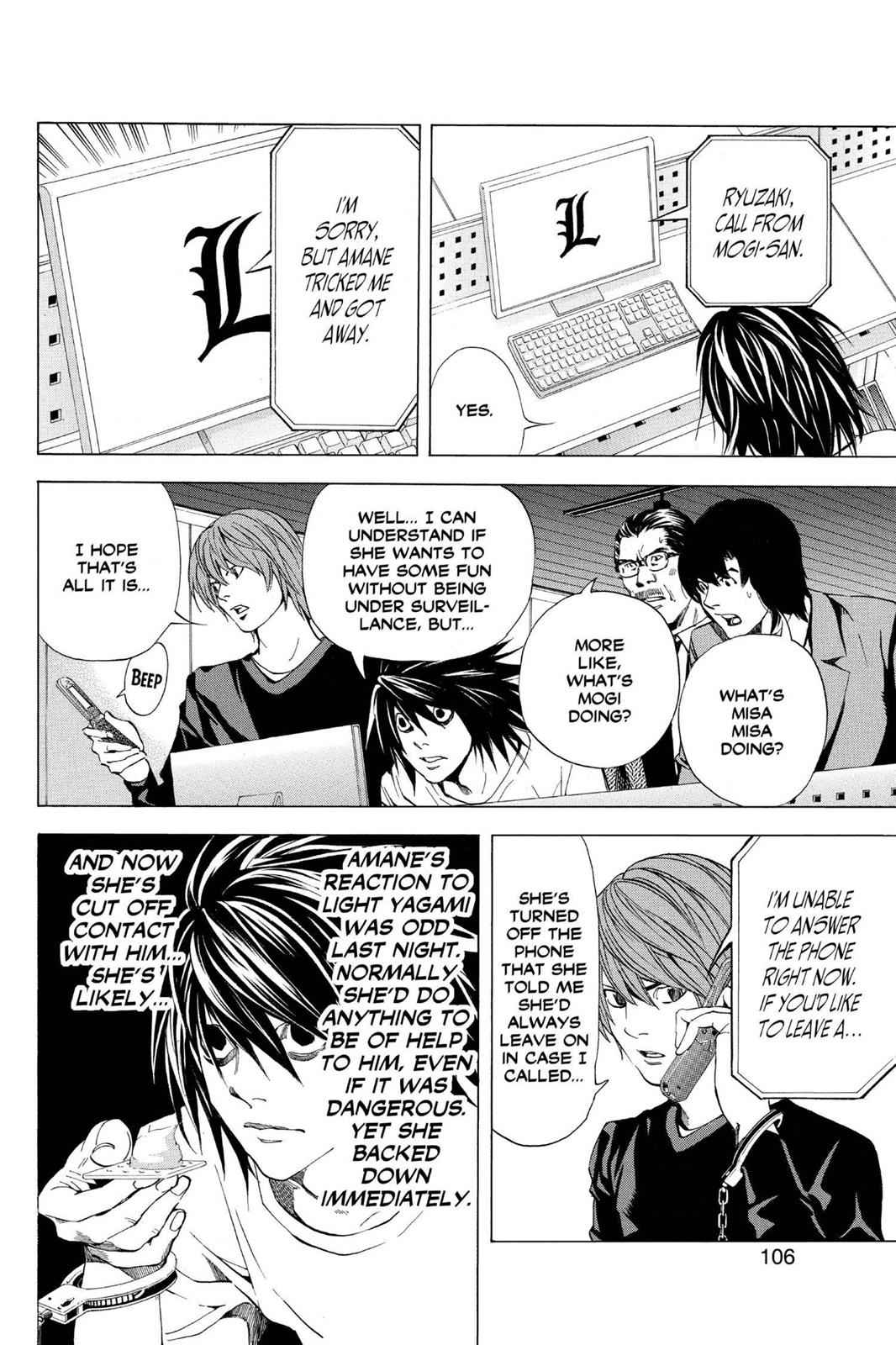 Death Note Chapter 48 Page 12