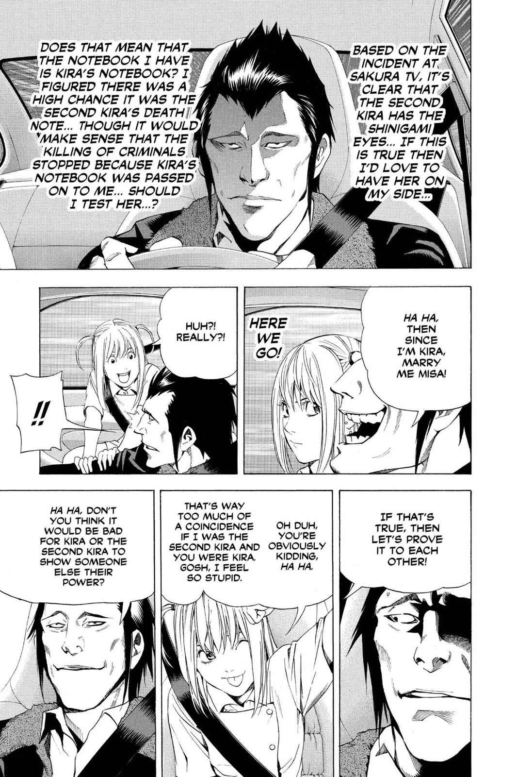 Death Note Chapter 48 Page 15
