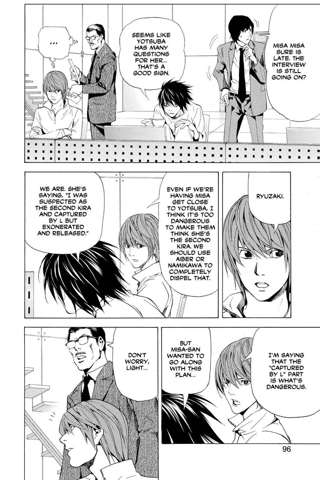 Death Note Chapter 48 Page 2