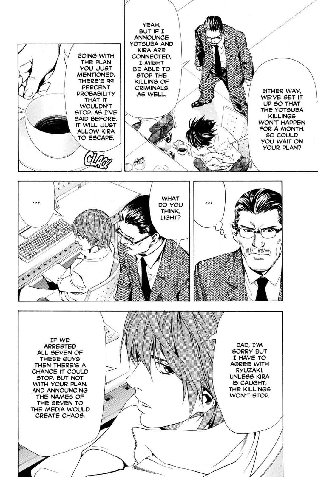 Death Note Chapter 48 Page 4